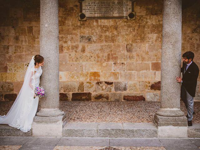La boda de Quique y Esther en Salamanca, Salamanca 120