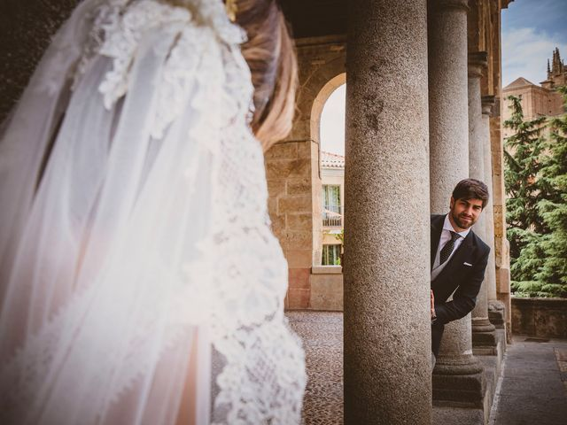 La boda de Quique y Esther en Salamanca, Salamanca 121