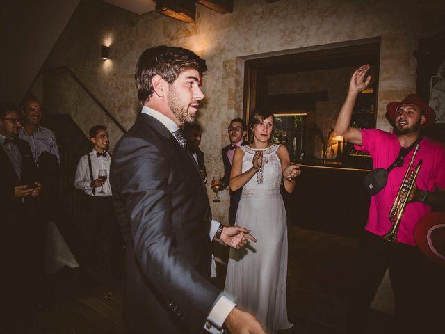 La boda de Quique y Esther en Salamanca, Salamanca 148