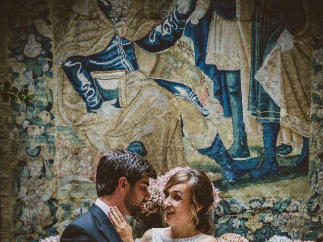 La boda de Quique y Esther en Salamanca, Salamanca 153