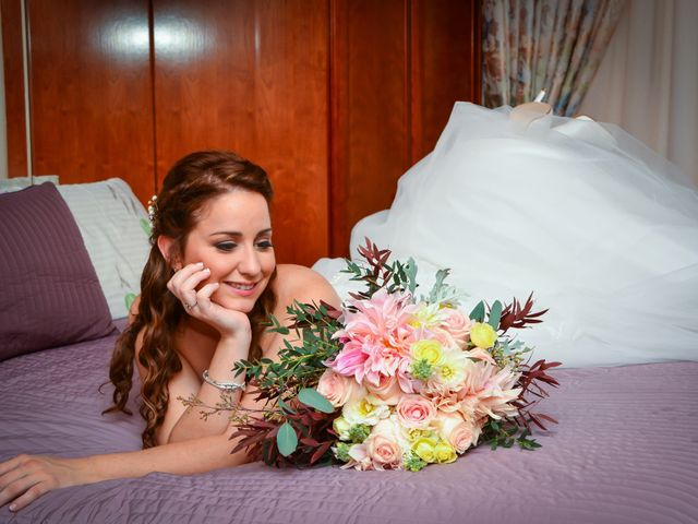 La boda de Marc y Jenifer en Malla, Barcelona 2