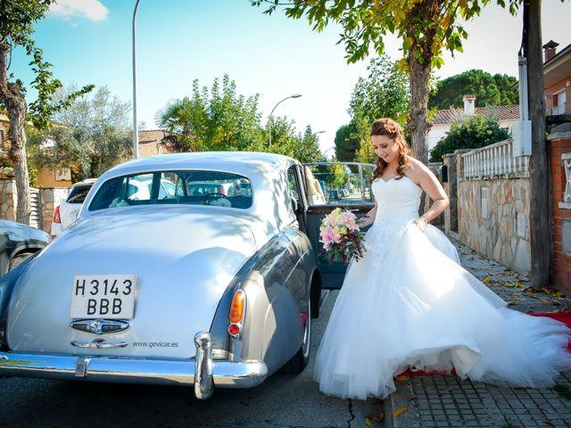 La boda de Marc y Jenifer en Malla, Barcelona 6