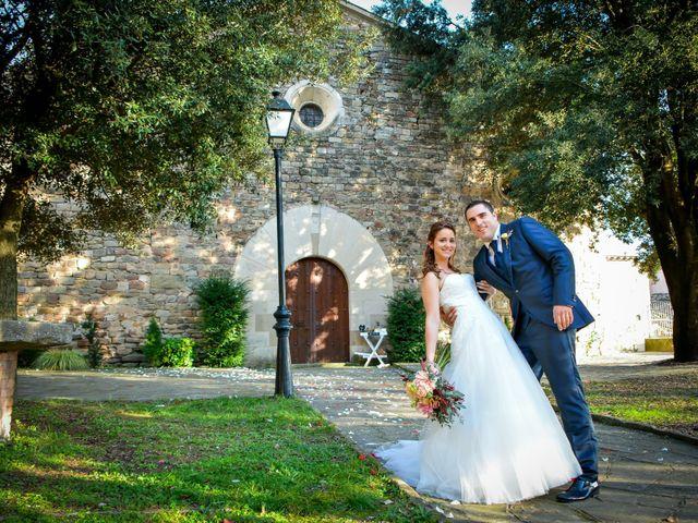 La boda de Marc y Jenifer en Malla, Barcelona 9