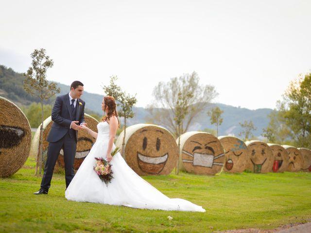 La boda de Marc y Jenifer en Malla, Barcelona 1