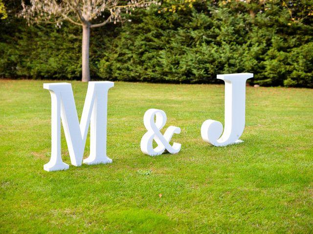 La boda de Marc y Jenifer en Malla, Barcelona 39