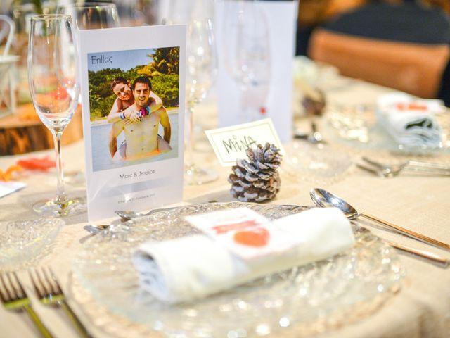 La boda de Marc y Jenifer en Malla, Barcelona 41