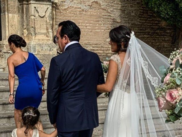 La boda de Cristian y Silvia en Granada, Granada 4