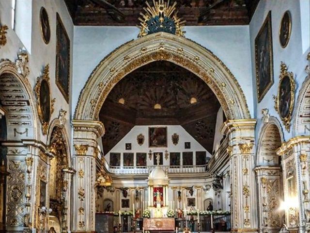 La boda de Cristian y Silvia en Granada, Granada 8
