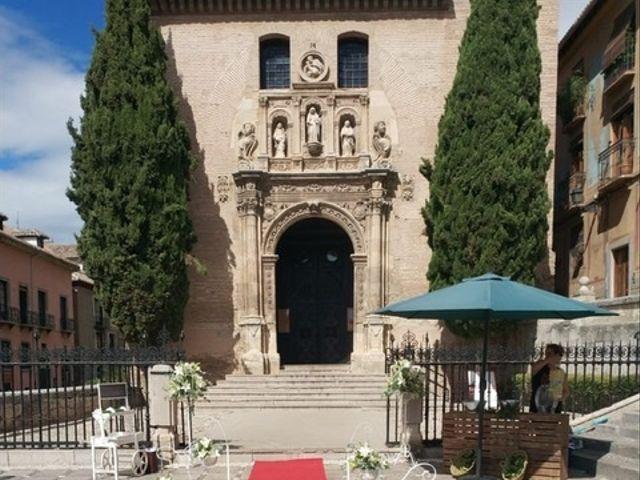La boda de Cristian y Silvia en Granada, Granada 10