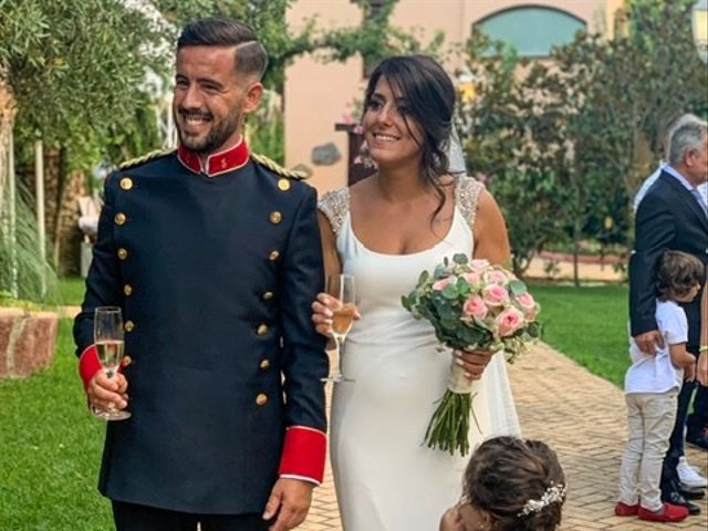 La boda de Cristian y Silvia en Granada, Granada 11