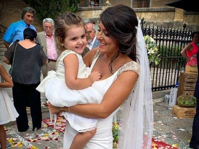 La boda de Cristian y Silvia en Granada, Granada 13