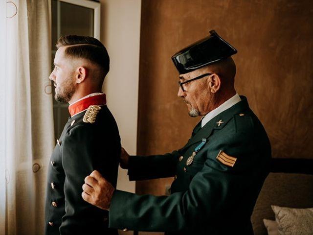 La boda de Cristian y Silvia en Granada, Granada 1