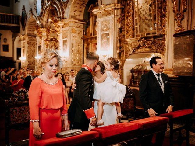 La boda de Cristian y Silvia en Granada, Granada 15