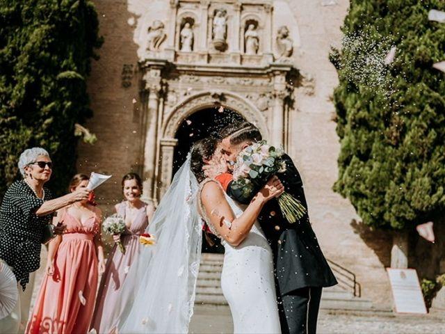 La boda de Cristian y Silvia en Granada, Granada 17