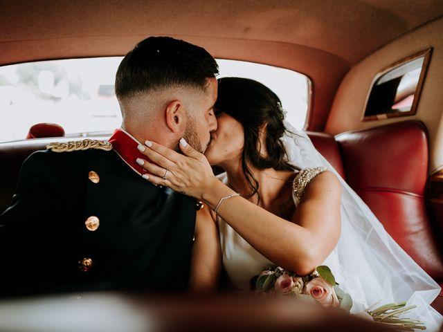 La boda de Cristian y Silvia en Granada, Granada 18