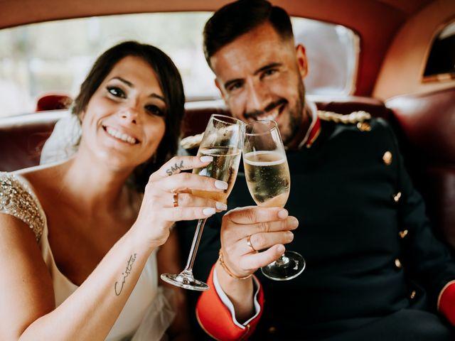 La boda de Cristian y Silvia en Granada, Granada 20