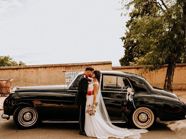 La boda de Cristian y Silvia en Granada, Granada 21