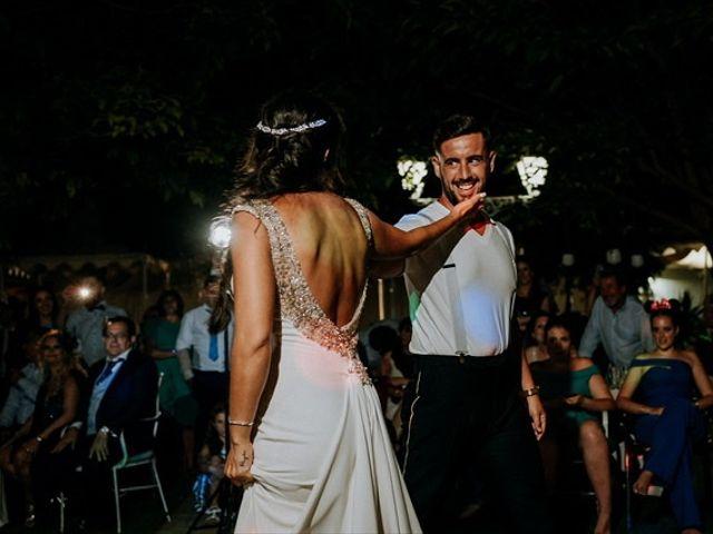 La boda de Cristian y Silvia en Granada, Granada 32