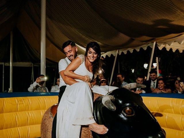La boda de Cristian y Silvia en Granada, Granada 33