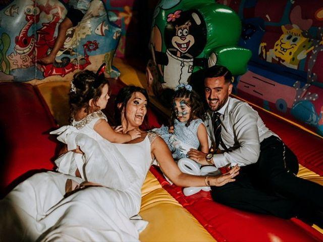 La boda de Cristian y Silvia en Granada, Granada 34