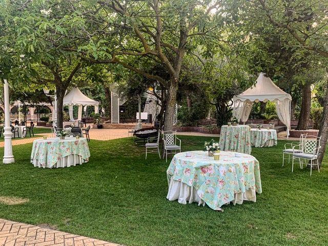 La boda de Cristian y Silvia en Granada, Granada 39
