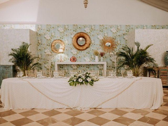 La boda de Cristian y Silvia en Granada, Granada 41