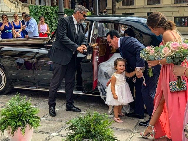La boda de Cristian y Silvia en Granada, Granada 43