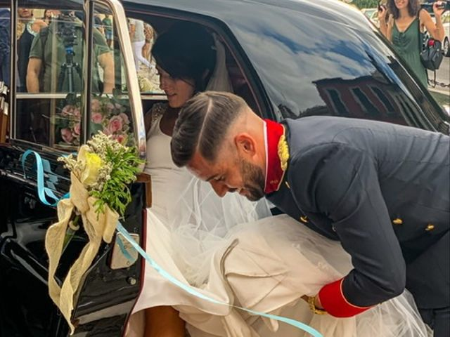 La boda de Cristian y Silvia en Granada, Granada 44