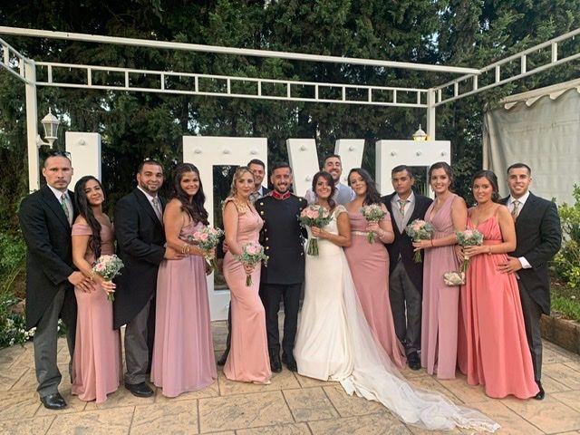 La boda de Cristian y Silvia en Granada, Granada 45