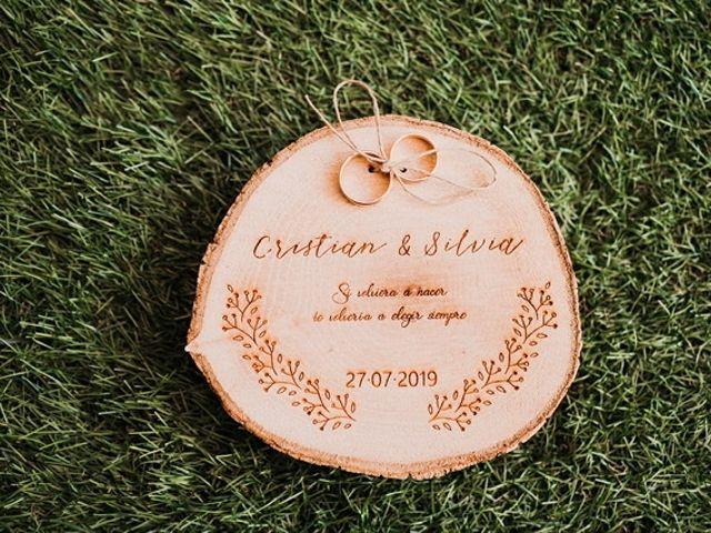 La boda de Cristian y Silvia en Granada, Granada 53