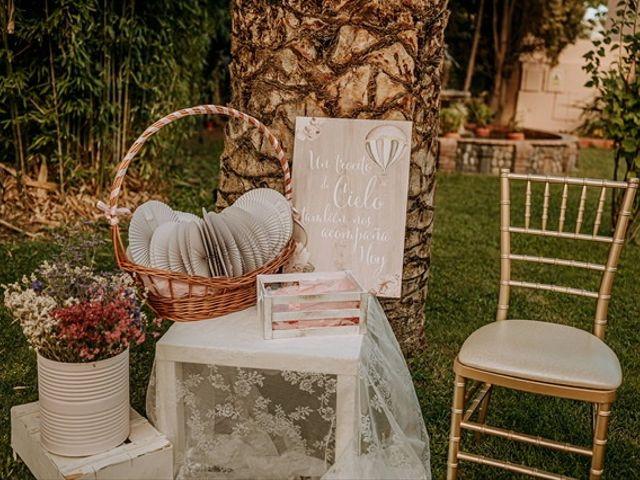 La boda de Cristian y Silvia en Granada, Granada 56
