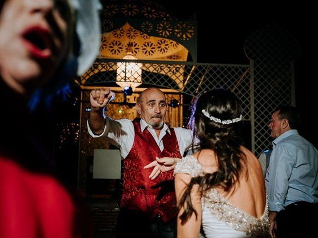 La boda de Cristian y Silvia en Granada, Granada 57