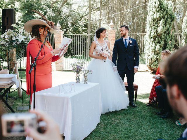 La boda de Ruben y Beatriz en León, León 76