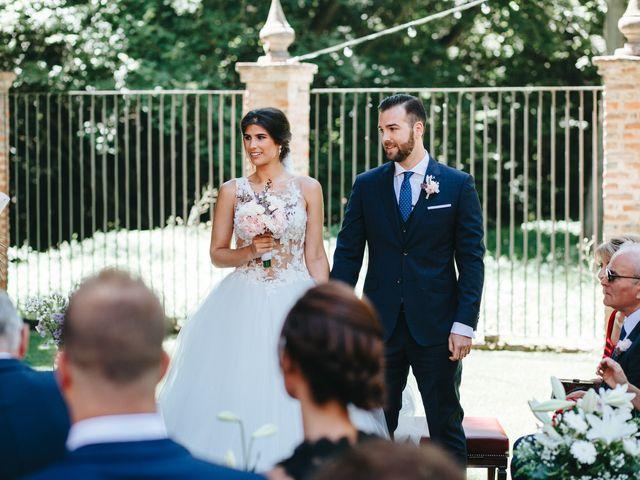 La boda de Ruben y Beatriz en León, León 77