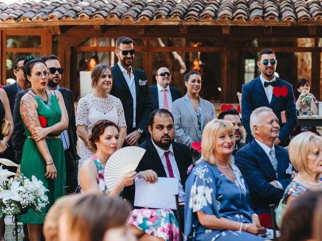 La boda de Ruben y Beatriz en León, León 95
