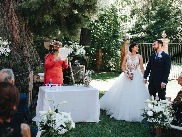La boda de Ruben y Beatriz en León, León 99