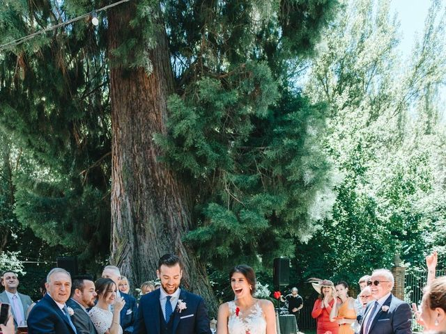 La boda de Ruben y Beatriz en León, León 120