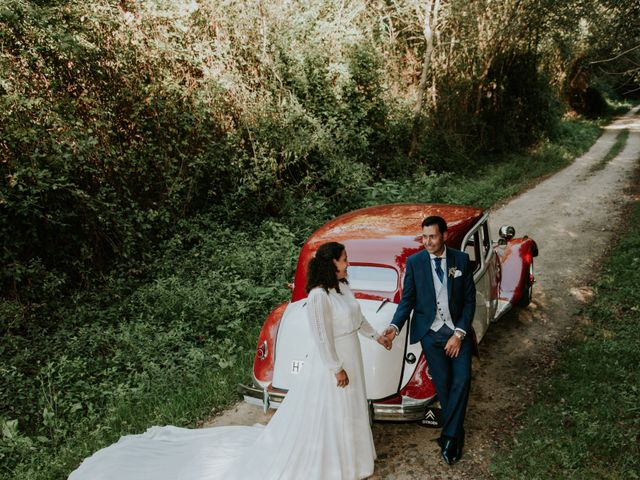 La boda de Álvaro y Daniela