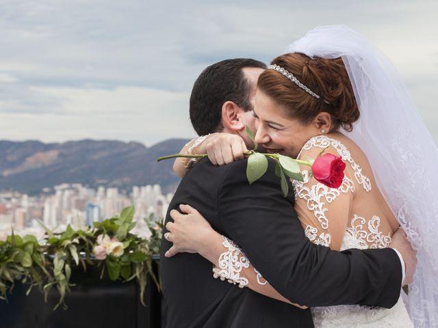 La boda de Jordi y Stela en Benidorm, Alicante 18