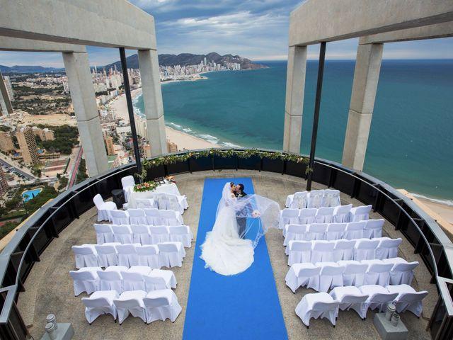 La boda de Jordi y Stela en Benidorm, Alicante 21