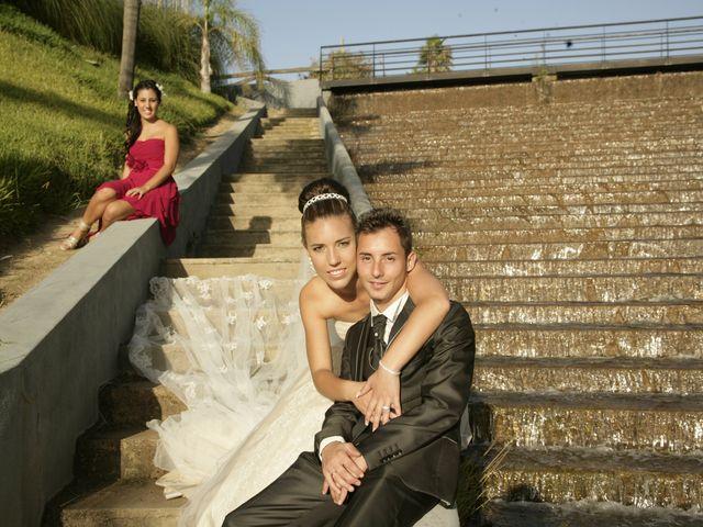 La boda de Elisabet y Antonio Jesús en Huelva, Huelva 3