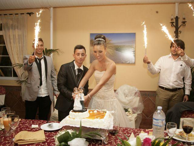 La boda de Elisabet y Antonio Jesús en Huelva, Huelva 5