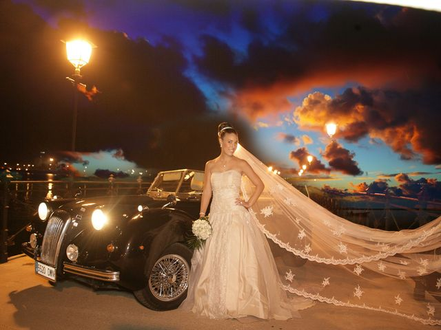 La boda de Elisabet y Antonio Jesús en Huelva, Huelva 7