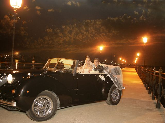 La boda de Elisabet y Antonio Jesús en Huelva, Huelva 8