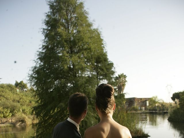 La boda de Elisabet y Antonio Jesús en Huelva, Huelva 9