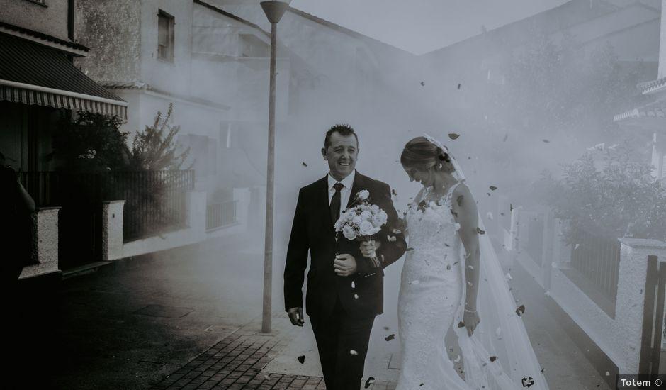 La boda de Alef y Erika en Buñol, Valencia