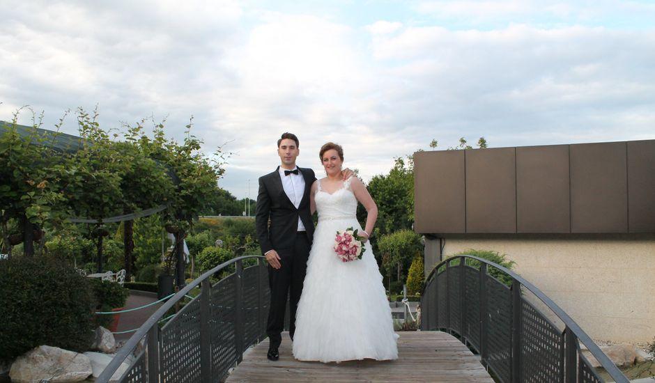 La boda de Alberto y Patricia en Señorin (Carballiño), Orense