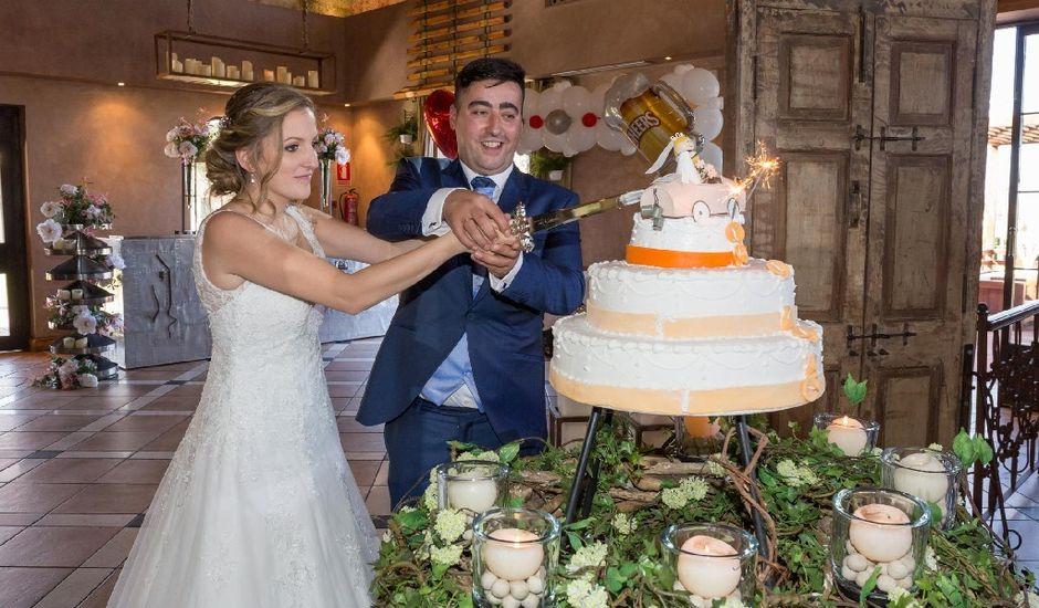 La boda de Luismy y Lucía en León, León