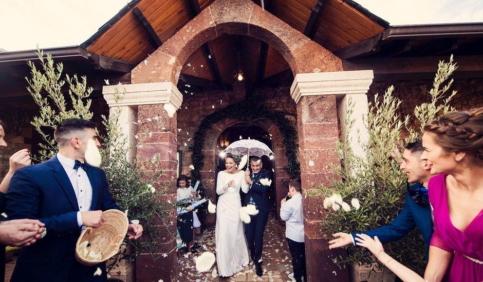 La boda de Moncho y Jenny en Rubia, Orense