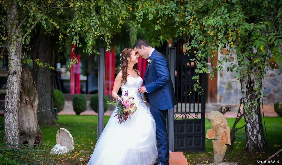 La boda de Marc y Jenifer en Malla, Barcelona